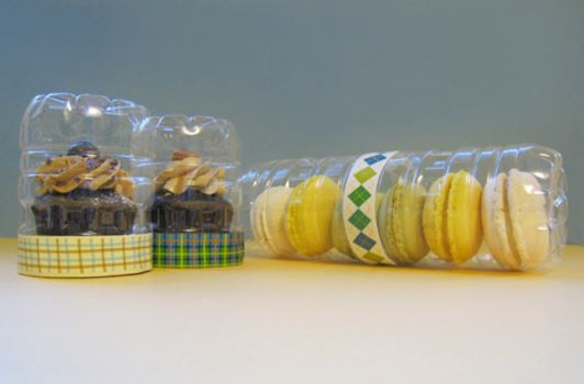 Packaging for Cupcakes and Other Food Products