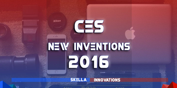 CES 2016 innovations