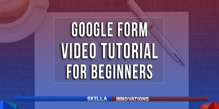How to Set Up Google Forms for Beginners